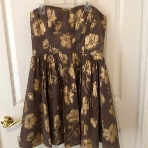 Vintage dress beautiful for formals size L